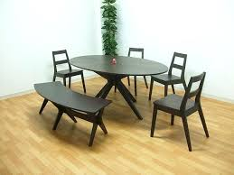 6 person dining table room sets set and chairs gunfodder com
