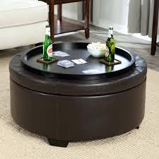 leather storage ottoman coffee table karimbilal net