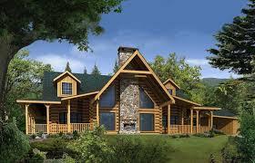 satterwhite log homes misty river floor plan barn homes