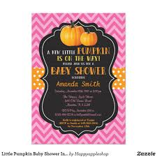 purple and grey baby shower invitations little pumpkin baby shower invitation pink chevron pumpkin baby