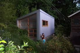 Types Of Home Foundations Tiny House In Portland