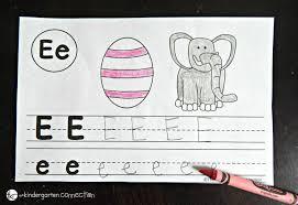 free alphabet book the kindergarten connection