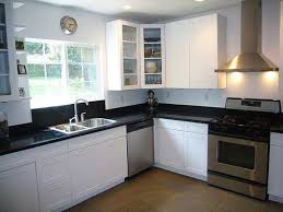 L Shaped Kitchen Floor Plans by Small L Shaped Kitchen Design Amazing Things About Small L