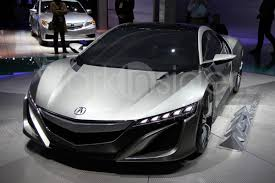 honda supercar concept sizing up the acura nsx concept design analysis stark insider