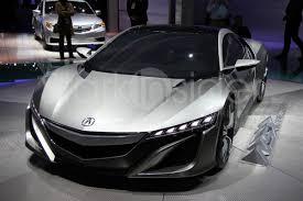 honda supercar concept sizing up the acura nsx concept design analysis stark insider