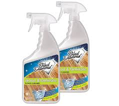 black wood and laminate floor cleaner 1qt set of 2