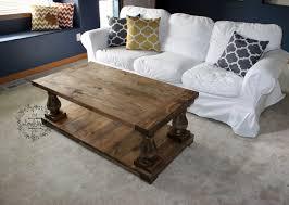 Balustrade Coffee Table Balustrade Coffee Table 2owls1nest