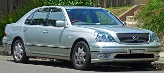 lexus sedan 2011 file 2000 2003 lexus ls 430 ucf30r sedan 2011 01 05 jpg