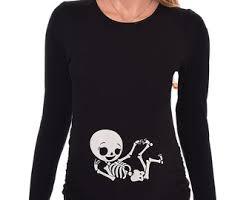 Halloween Costume Shirt Maternity Costume Etsy