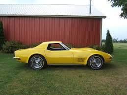 1972 stingray corvette value 31 best 1972 corvette sunflower yellow images on