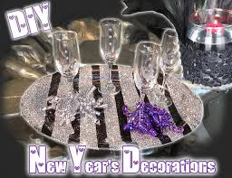 New Year Decorations Ideas Diy by Diy New Years Decorations Glamorous Ideas Youtube