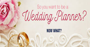 wedding planner course so you want to be a wedding planner now what continuing
