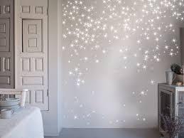 wall sticker stars interior decor home fabulous lovely home wall sticker stars decorating home ideas trend
