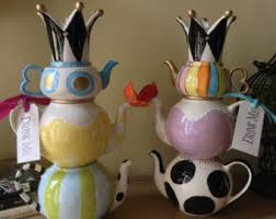 Mad Hatter Tea Party Centerpieces by Alice In Wonderland Mad Hatter Tea Party Lamp