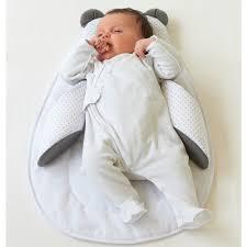 panda expert baby mattress 53x39cm white candide design baby