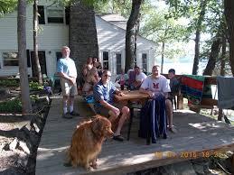 seneca lake family cottage homeaway burdett