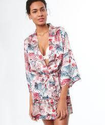 robe de chambre etam collection déshabillés kimonos et peignoirs etam