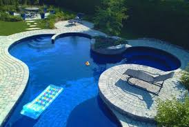 brilliant cool swimming pools pool features in design ideas
