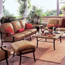 Tropitone Patio Chairs Montreux Cushion Dining Patio Furniture By Tropitone