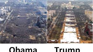 picture of inauguration crowd sean u0027baghdad bob u0027 spicer inauguration crowd size whopper youtube