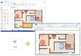 How To Make A Floor Plan On Microsoft Word by Create Floor Plan For Excel