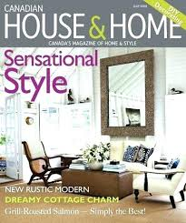 home decorating magazine subscriptions home and decor magazine mfbox co