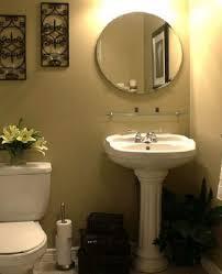 decorating ideas for half bathrooms