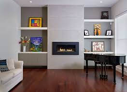 floating shelves living room luury home design simple and a room