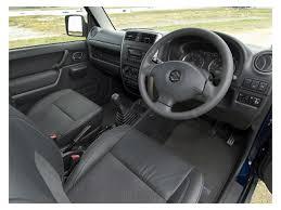 suzuki jimny interior suzuki jimny suv 1998 2013 review auto trader uk