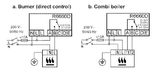 combi boiler wiring diagram combi wiring diagrams instruction