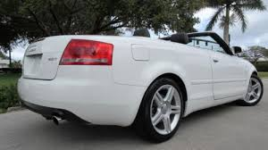 white audi a4 convertible for sale audi a4 convertible in florida for sale used cars on buysellsearch