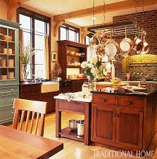25 years of beautiful kitchens traditional home peter walters east meets southwest kitchen