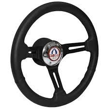 mustang steering wheels volante st3060 mustang steering wheel kit 14 chrome gt 350 1965 66