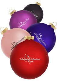 Custom Made Christmas Ball Ornaments by Personalized Christmas Ornaments Wholesale Discountmugs