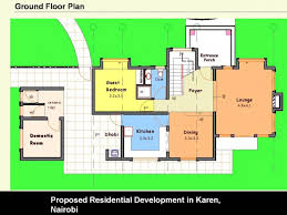 single family homes competition nairobi ke 650 arcbazar
