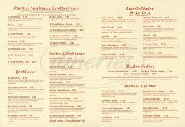 los patios menu el patio menu simi valley dineries