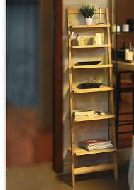 Wohnzimmer Deko Mit Holz Holz Leiterregal 6 Ablagen Natur Stufenregal Treppenregal Deko