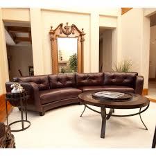 tufted leather sectional sofa living room custom sectional sofa san diego elegant cream nuance