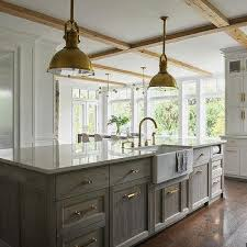 wire brushed white oak kitchen cabinets wire brushed oak cabinets design ideas