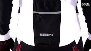 road bike jackets xenon 2 0 windstopper soft shell jersey by gore bike wear youtube