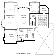 Luxury Colonial House Plans Colonial House Plan With 4 Bedrooms And 3 5 Baths Plan 5991