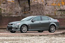 2014 chevrolet ss second test motor trend