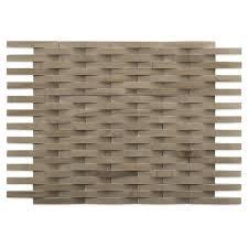 splashback tiles splashback tile 3d reflex athens gray 9 in x 11 5 in x 12 mm