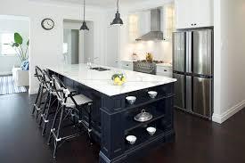 Blue Kitchen Island Navy Blue French Kitchen Bistro Stools Design Ideas