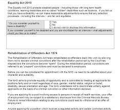 como preencher o nhs application form u2013 enfermagem uk