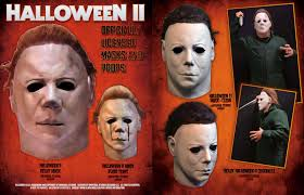 trick or treat studios announces new u0027halloween u0027 franchise masks