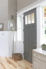 How To Paint An Interior Door by Pretty Interior Door Paint Colors To Inspire You