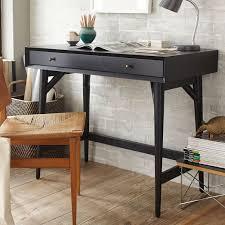 west elm mid century mini desk mid century mini desk black west elm