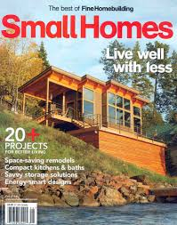 Home Magazine Subscriptions by Small Homes Magazine Fall 2015 Loversiq