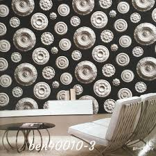 3d Wallpaper For Home Wall India Circle Design Wall Paradise Imported Wallpaper In New Delhi India